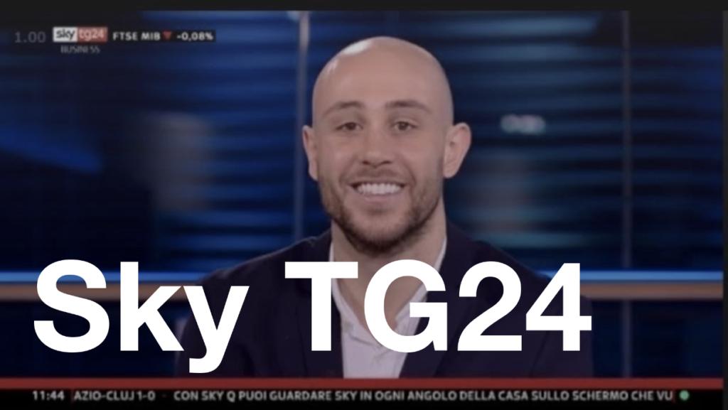 Intervista con Luca Mastella sul Black Friday a Sky TG24