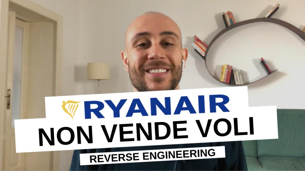 Ryanair video Luca Mastella